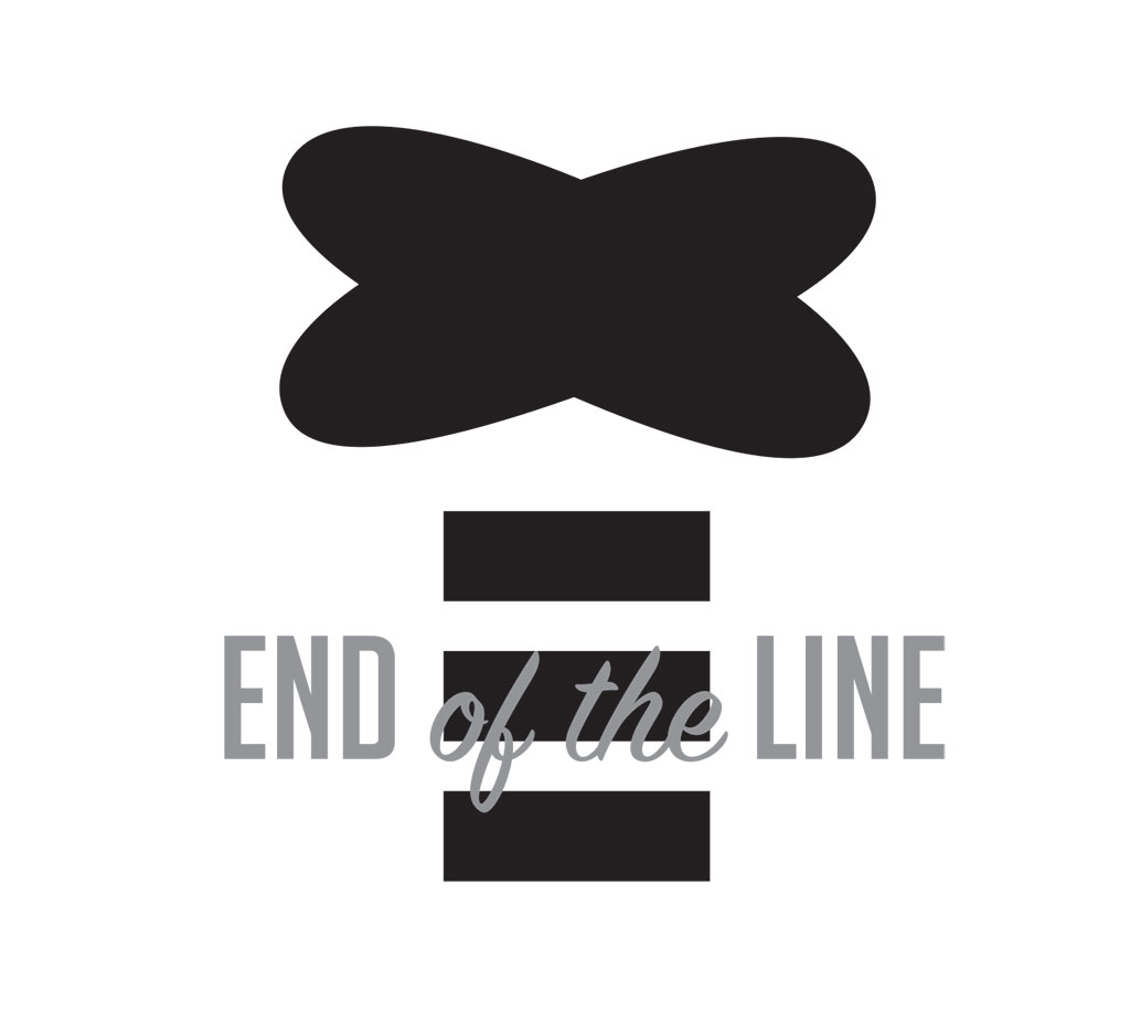 logo for the board game End of the Line
