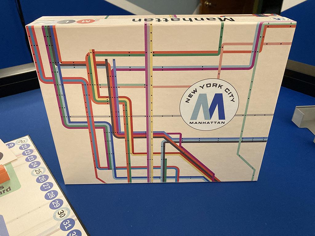 Manhattan Box Redesign